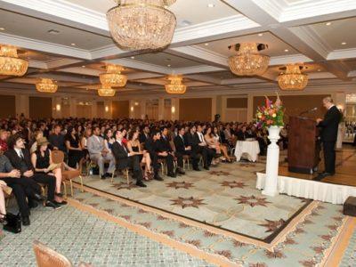 Baron Brown Graduation Ceremony